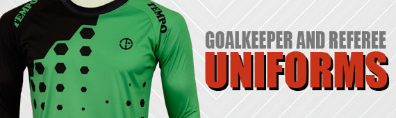 GOALKEEPER & REFEREE UNIFORMS